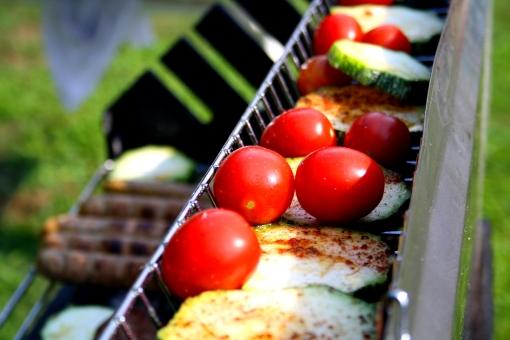 Tomaten, Zucchini usw.